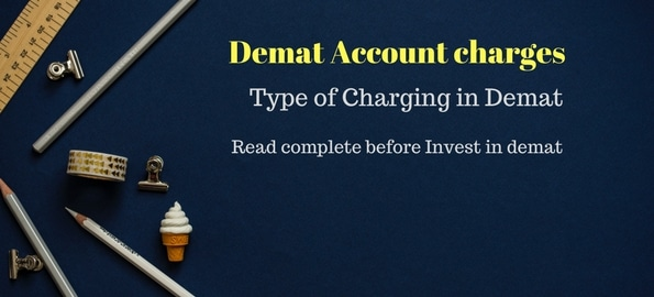 Demat Account Charges